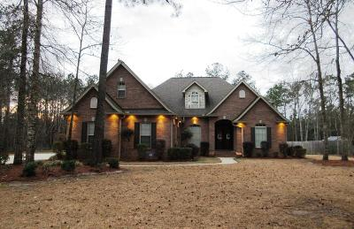 Petal Single Family Home For Sale: 222 Broken Arrow Trail