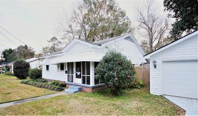 Petal Single Family Home For Sale: 206 N George St.