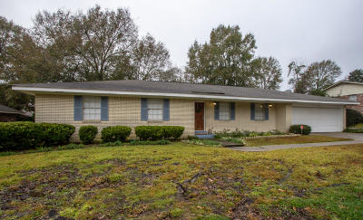 Hattiesburg Single Family Home For Sale: 1303 Marie Dr.