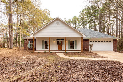 Hattiesburg Single Family Home For Sale: 30 McIllwain Ln.