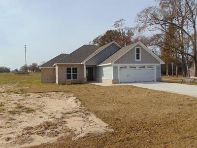 Hattiesburg Single Family Home For Sale: 25 Westhaven Dr.