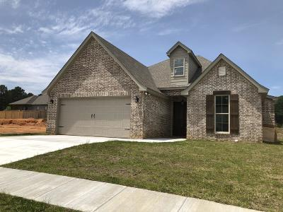 Hattiesburg Single Family Home For Sale: 83 Avondale Cir.