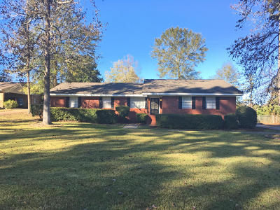Hattiesburg Single Family Home For Sale: 4403 Oak Forrest Dr