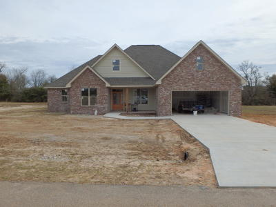 Petal Single Family Home For Sale: Berwick