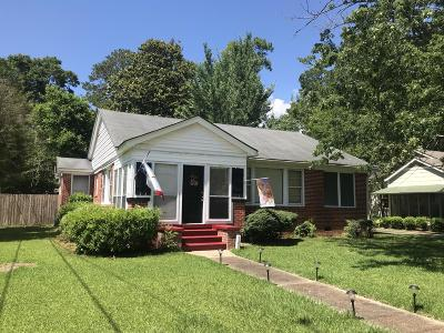 Columbia Single Family Home For Sale: 1101 Church St.