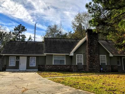 Hattiesburg Single Family Home For Sale: 229 Sam Rayburn Rd.