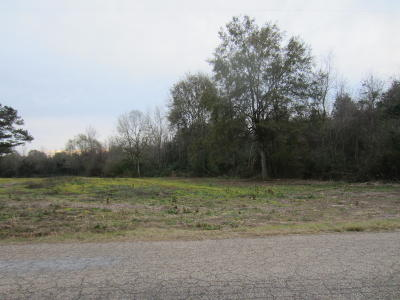 Sumrall Residential Lots & Land For Sale: Military (1.07 Ac +/-) Rd.