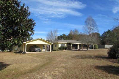Columbia Single Family Home For Sale: 1709 National Guard Rd.