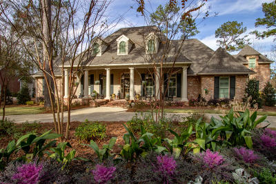 Single Family Home For Sale: 133 W Canebrake Blvd.