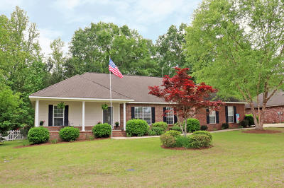 Petal Single Family Home For Sale: 78 Candelabra