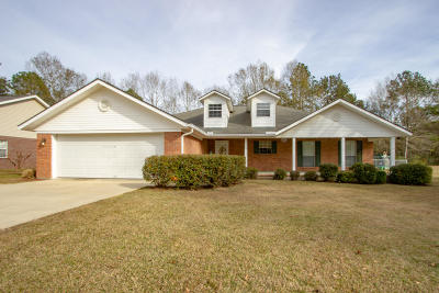 Petal Single Family Home For Sale: 192 Country Park Dr.