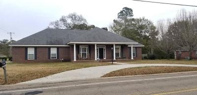 Hattiesburg Single Family Home For Sale: 806 S 34th Ave.