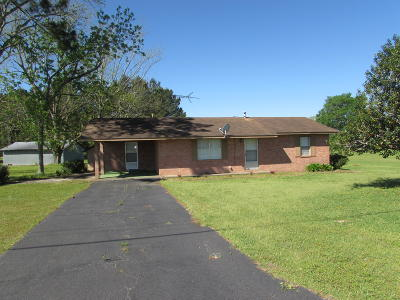 Columbia Single Family Home For Sale: 302 Columbia Purvis Rd.