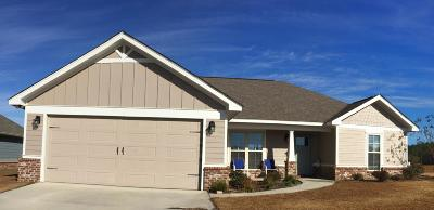 Sumrall Single Family Home For Sale: 4 West Cherry