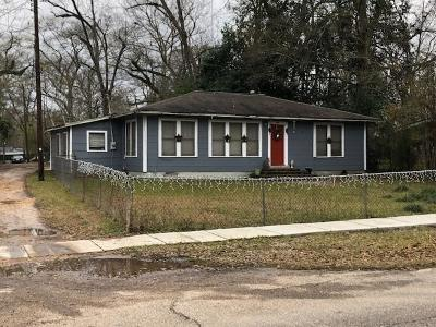 Purvis Single Family Home For Sale: 701 Main St.