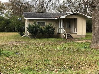 Petal, Purvis Single Family Home For Sale: 24 Ledbetter Dr.