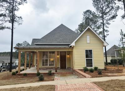 Hattiesburg Single Family Home For Sale: 52 Belletower Turn