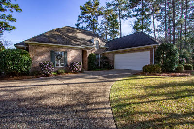 Hattiesburg Single Family Home For Sale: 260 Timberton Dr.