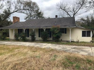 Purvis Single Family Home For Sale: 423 8th St.