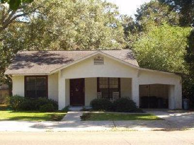 Hattiesburg Single Family Home For Sale: 202 S 24th Ave.