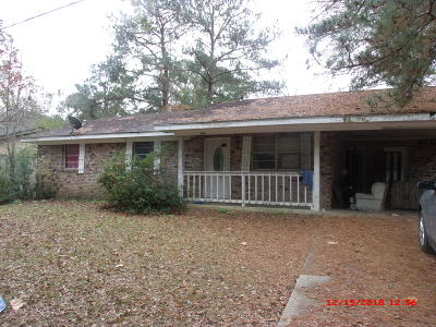 Collins Single Family Home For Sale: 508 Madison Rd