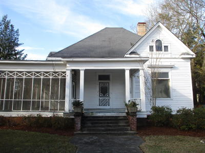 Hattiesburg Single Family Home For Sale: 1120 Main St.