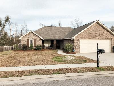 Petal Single Family Home For Sale: 100 Stonebrook Dr.