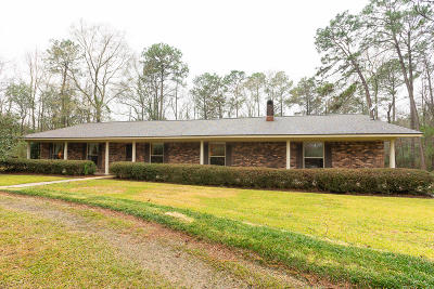 Seminary, Sumrall Single Family Home For Sale: 213 W Black Creek Rd.