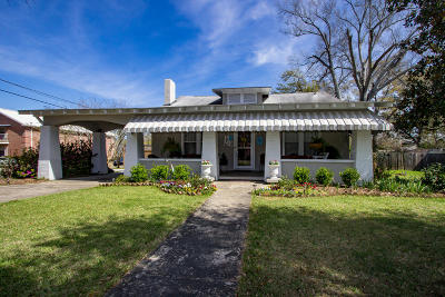 Hattiesburg Single Family Home For Sale: 200 S 24th Ave.