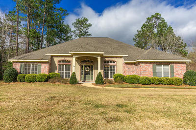 Hattiesburg Single Family Home For Sale: 136 St Annes Dr.