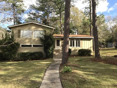 Hattiesburg Single Family Home For Sale: 800 S 17th Ave.