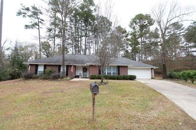Petal Single Family Home For Sale: 37 Williamsburg Dr.