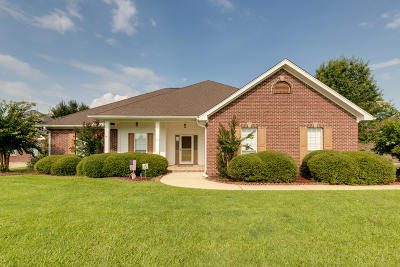 Petal Single Family Home For Sale: 31 Pecan Lakes Dr.