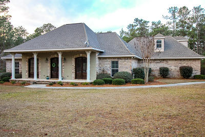 Petal MS Single Family Home For Sale: $318,400
