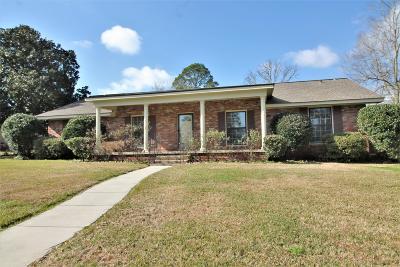Hattiesburg Single Family Home For Sale: 715 Huntindon Rd.