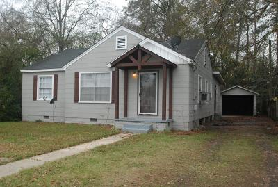 Hattiesburg Single Family Home For Sale: 320 Dixie Ave.