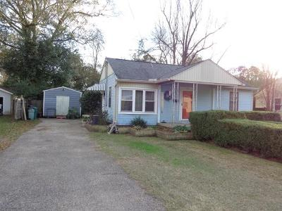 Petal Single Family Home For Sale: 137 W Cherry Dr.