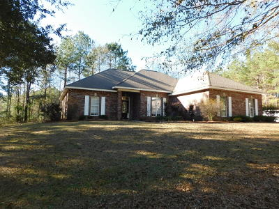 Purvis Single Family Home For Sale: 33 Windy Hill Dr.
