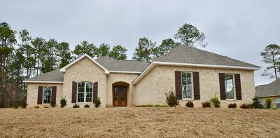 Hattiesburg Single Family Home For Sale: 16 Carlsbad Dr.