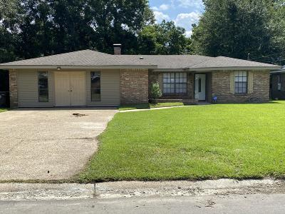 Hattiesburg Single Family Home For Sale: 713 Longstreet Dr.