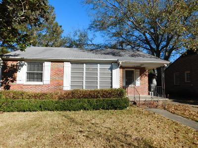 Hattiesburg Single Family Home For Sale: 1003 Mamie St.