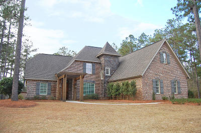 Sumrall Single Family Home For Sale: 17 Iron Horse Lane