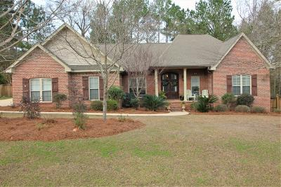 Hattiesburg Single Family Home For Sale: 24 Pine Meadow Loop