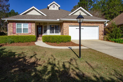 Hattiesburg MS Single Family Home For Sale: $259,900