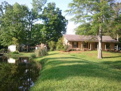 Seminary, Sumrall Single Family Home For Sale: 127 Howard Folkes