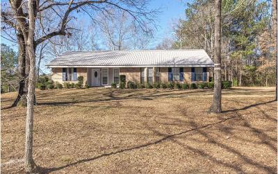 Hattiesburg MS Single Family Home For Sale: $278,900