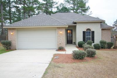 Hattiesburg Single Family Home For Sale: 55 Travertine Dr.