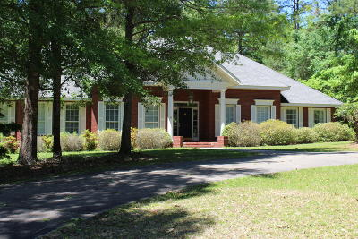 Petal Single Family Home For Sale: 132 Redfern Trail