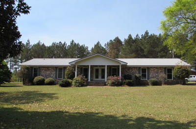 Columbia Single Family Home For Sale: 497 Pierce Rd.
