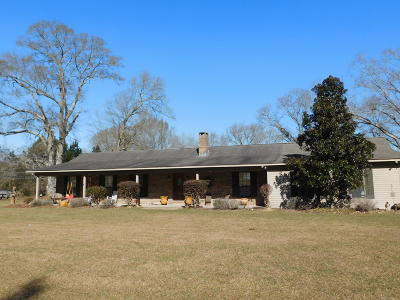 Purvis Single Family Home For Sale: 84 Mitchell Rd.